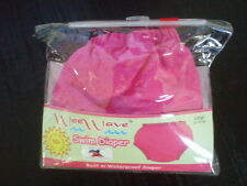 NEW~ WEE WAVE SWIM DIAPER SIZE Large 22-25 lbs PINK