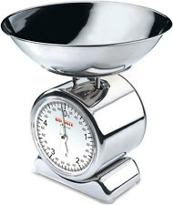 New Soehnle Silvia Mechanical Kitchen Scale Food Measuring 5kg Stainless Steel