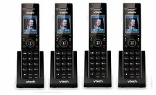 4 x Vtech IS7101 DECT 6.0 Cordless Home Monitoring Door Phone Handset for IS7121