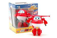 HOGI - Super Wings Transforming plane Toy Funny Flux TV Animation Character