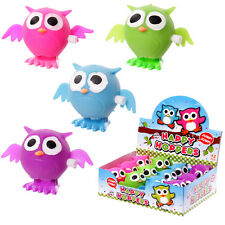 Cute Wind Up Happy Hopper Toy - Box of 12 - Stocking Fillers