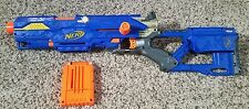 Nerf N-Strike Long Strike CS-6 Sniper Rifle Dart Blaster W/ Clip and Darts