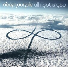 "DEEP PURPLE ALL I GOT IS YOU VINILE LIMITED EDT.12"" NUOVO SIGILLATO !"