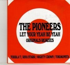 (DI362) The Pioneers, Let Your Yeah Be Yeah - DJ CD