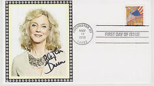SIGNED BLYTHE DANNER FDC AUTOGRAPHED FIRST DAY COVER