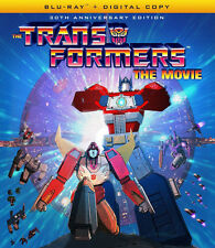 Transformers: The Movie (30th Anniversary Edition) Blu-ray