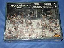 WARHAMMER 40K-EXTREMELY RARE VOSTROYAN PLATOON-METAL-SEALED IN BOX-UNPAINTED