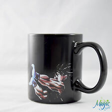 New Goku Super Saiyan Kamehameha Heat Reactive Coffee Mug Dragon Ball Z DBZ SSJ