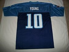 Tennessee Titans # 10 Vince Young Football Jersey - Size Large