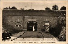 CPA  Saint-Cyr-L'Ecole - Entrée du Port -Service Météorologique  (246510)