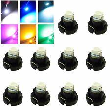 50X Mix Color T3 1smd Neo Car Instrument LED Dash Cluster Gauge Cluster Light