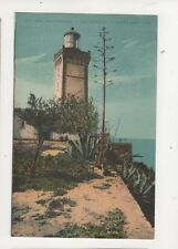 Tangier Cap Spartel Phare [LL 52] Morocco Vintage Lighthouse Postcard 289b