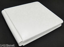 Creative Memories 7x7 Promise Album White Swirls 24 Pre-Decorated Pages Wedding