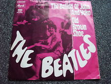 The Beatles-The Ballad of John and Yoko-7 PS-Germany