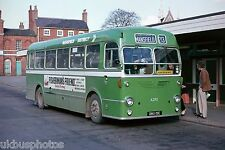 Mansfield District DNU19C Bus Photo