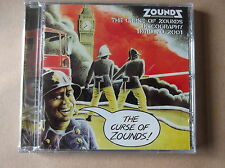 ZOUNDS curse of zounds CD anarcho punk conflict the mob blyth power NEW COPY