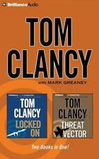 Tom Clancy - Locked on and Threat Vector 2-In-1 Collection by Tom Clancy (2014,