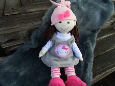 Kleiderset Kleidung 5-tlg. für Puppen Gr.36 - 38 Haba & friends LOTTA  Katze NEU