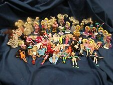 Lot 55 McDonald Happy Meals Barbie dolls