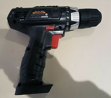NEW Drill Master 18v Cordless 3/8 Drill 18 volt with keyless chuck   Tool Only