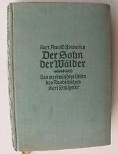 23962 KARL FINDEISEN Der Sohn der Wälder Karl Stülpner signiert Autograph 1934