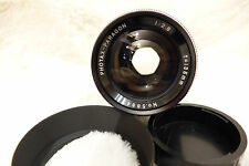 Photax Paragon Camera Lens, 1:2.8 135mm Nikon Fit stunningly sharp