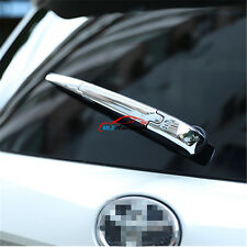 Rear Windshield Window Wiper Cover Trim For Toyota RAV4 XA40 Facelift 2016 2017