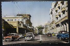 MAROCCO - CASABLANCA - ANIMATA AUTO - ANNI '50