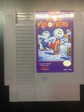 Snow Brothers NES Game Cart (Nintendo 1991 ) NES  100% ORIGINAL