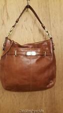Coach Chelsea ashlyn leather handbag purse shoulderbag walnut brown 17816