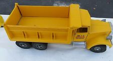 "Smith Miller Ironson C. M.I.C. Pressed Steel Hydraulic Dump Truck Toy 17""-37T"