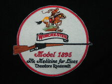 WINCHESTER 1895 PATCH  FREE SHIPPING