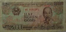 Vietnam 2000 Dong 1988 AH 0191251
