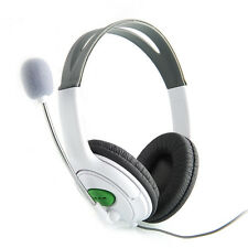 Headset Headphone Earphone w Mic for Game XBOX 360 Live