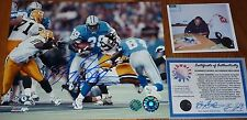 BARRY SANDERS AUTOGRAPHED SIGNED Green Bay Packers 8x10 PHOTO SCHWARTZ COA HOLO