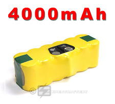 EXTENDED Ni-Mh 4000mAh Battery for Roomba 500 550 Series 610 Series Rechargeable