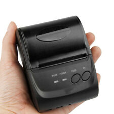 2016 58mm Mini portable Bluetooth Receipt POS-5802LD Thermal Printer for Android