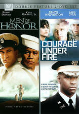 Courage Under Fire/Men of Honor (DVD 2-Disc Set 2014)Brand New