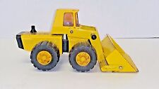 Vintage Buddy L Scooper Shovel Bulldozer Truck Yellow Japan