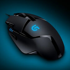 Brand New! Logitech G402 Hyperion Fury Ultra-Fast FPS Gaming Mouse