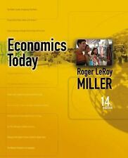 MyEconLab: Economics Today Kit by Roger LeRoy Miller (2007, Hardcover /...