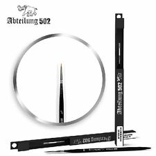 502 Abteilung ABT-83040 Size 4/0 Synthetic Round Brush
