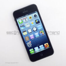 Apple iPhone 5 16GB Black/Slate Factory Unlocked SIM FREE Grade A Excellent