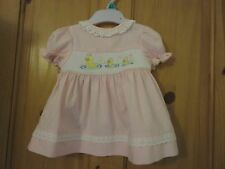 Beautiful Vintage Mothercare baby dress 80 cms 3 - 6 Months in new condition