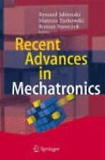 Recent Advances in Mechatronics-ExLibrary