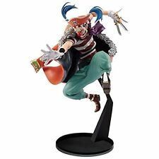 New One Piece Buggy Figure SCultures BIG 4 Vol.4 The Clown Buggy Bara Bara Japan