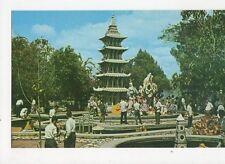 Haw Par Villa Singapore Old Postcard 073a