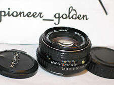 SMC PENTAX-M 50mm 1:1.7 LENS JAPAN for Pentax 35mm SLR Camera