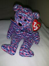 TY Beanie USA Bear in mint condition with protected tag