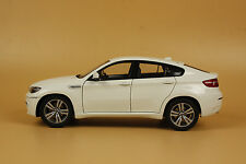 1/18 Kyosho BMW X6M X6 M white color  + GIFT